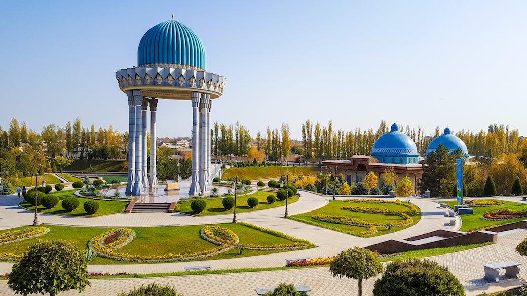 Usbekistan Taschkent Memorial Complex