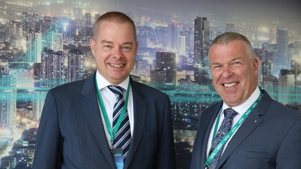 WILO - CEO Russland und Eurasia (Breitner und Dallendoerfer)