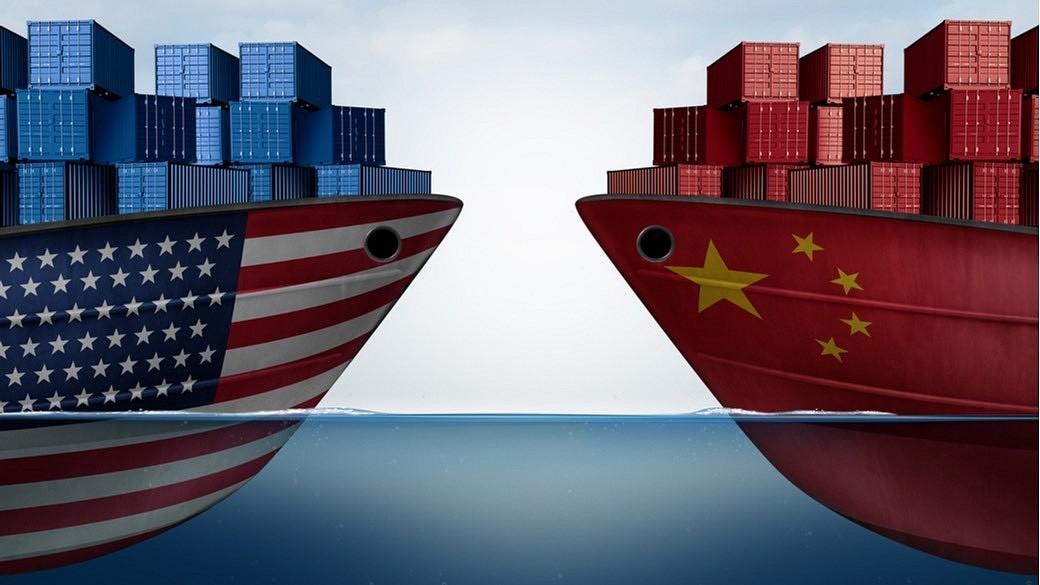 Wirtschaftskrieg USA China