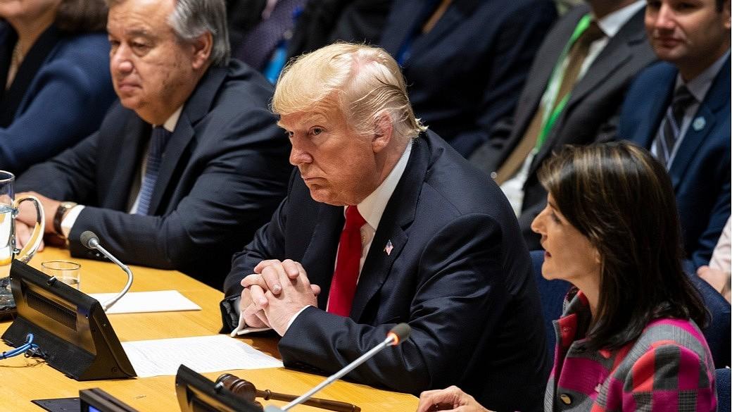 Donald Trump UN