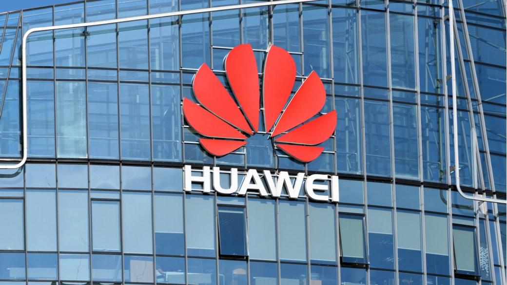 Chinesischer Smartphone-Hersteller Huawei