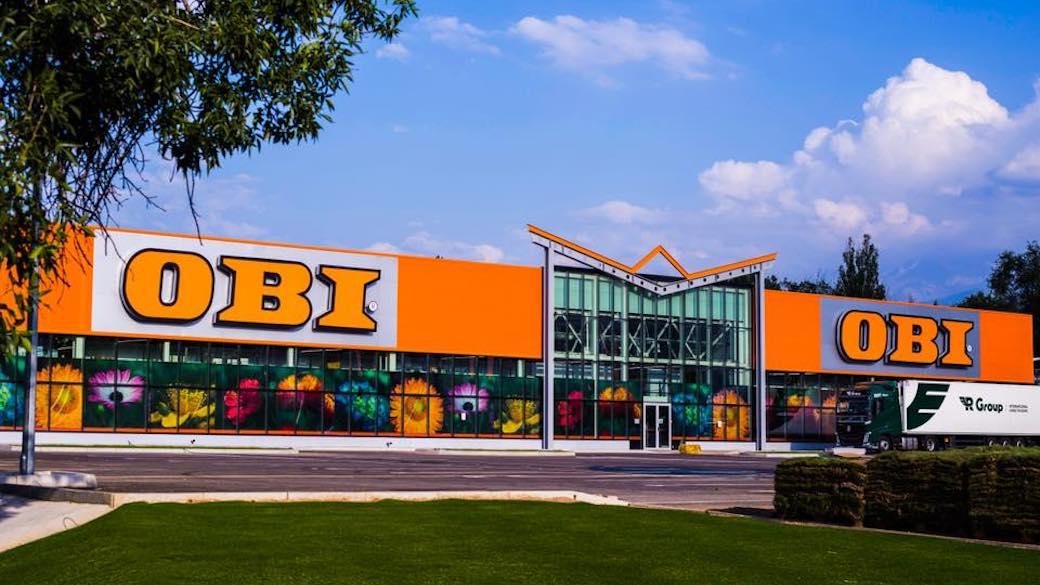 Baumarkt OBI in Kasachstan