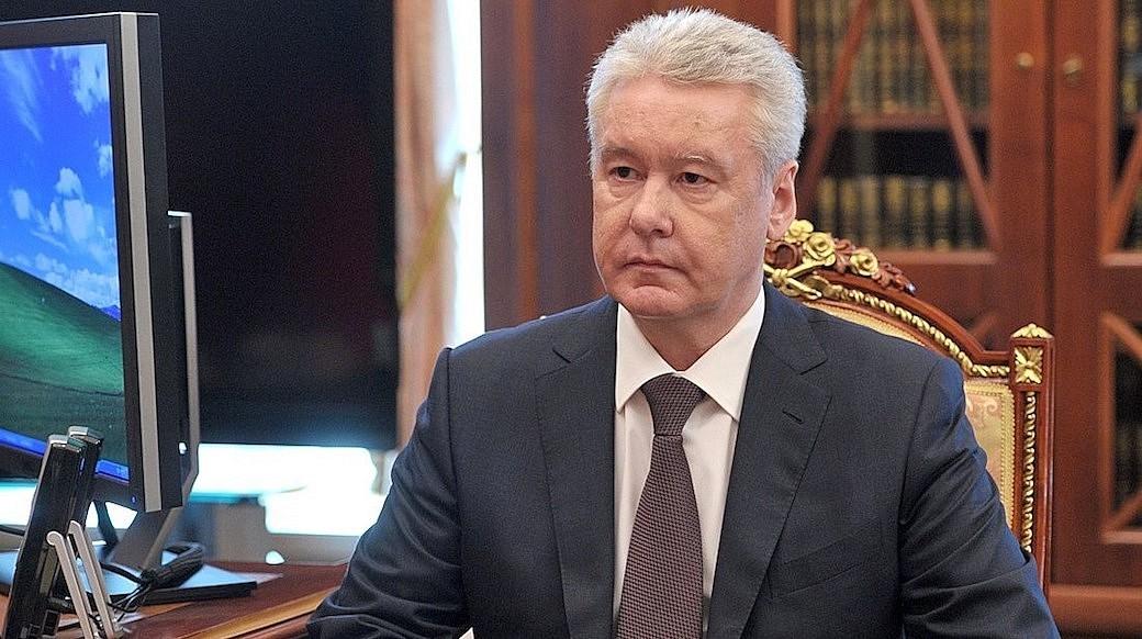 Sergej Sobjanin - Moskauer Bürgermeister