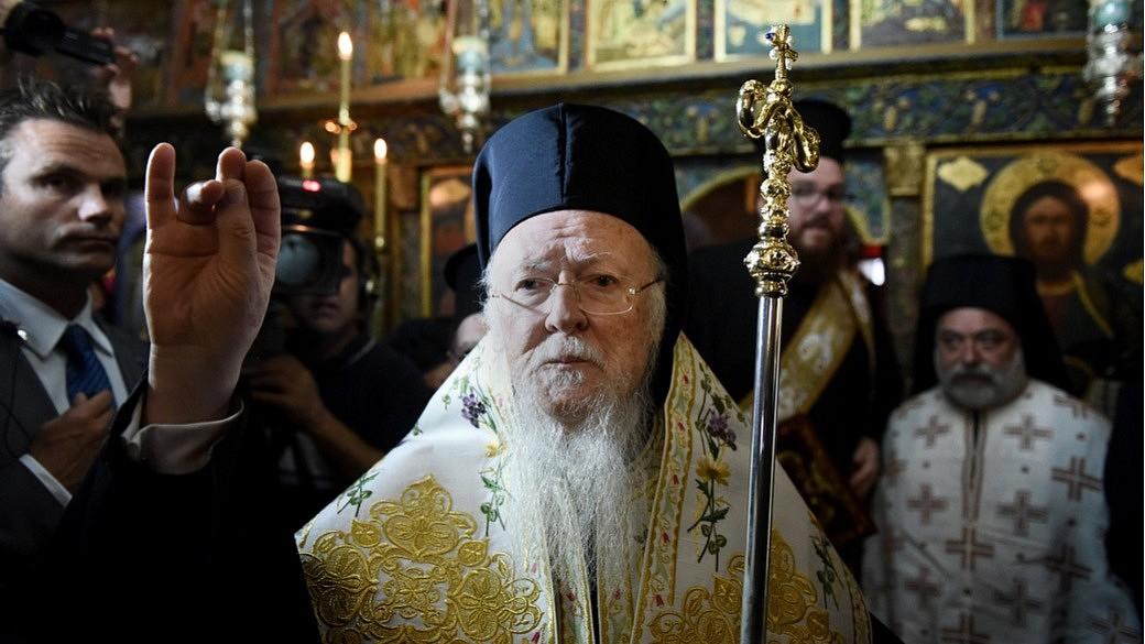 Patriarch Bartholomeos I. von Konstantinopel