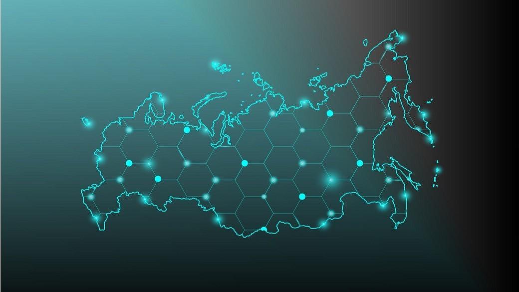 Russland Digitalisierung