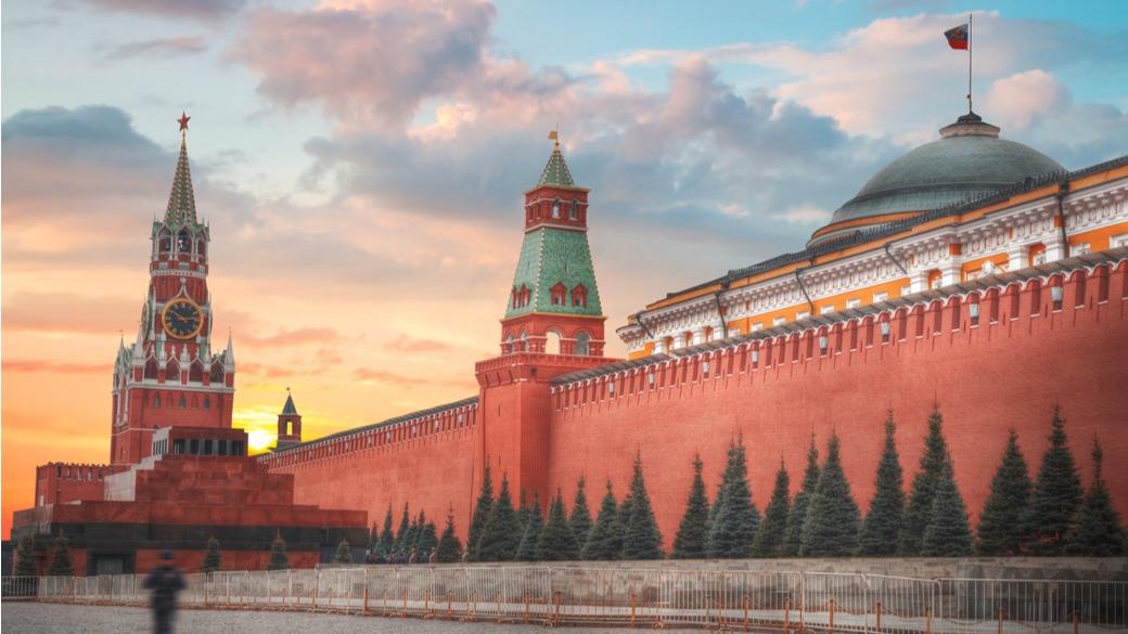Kreml in Moskau, Russland