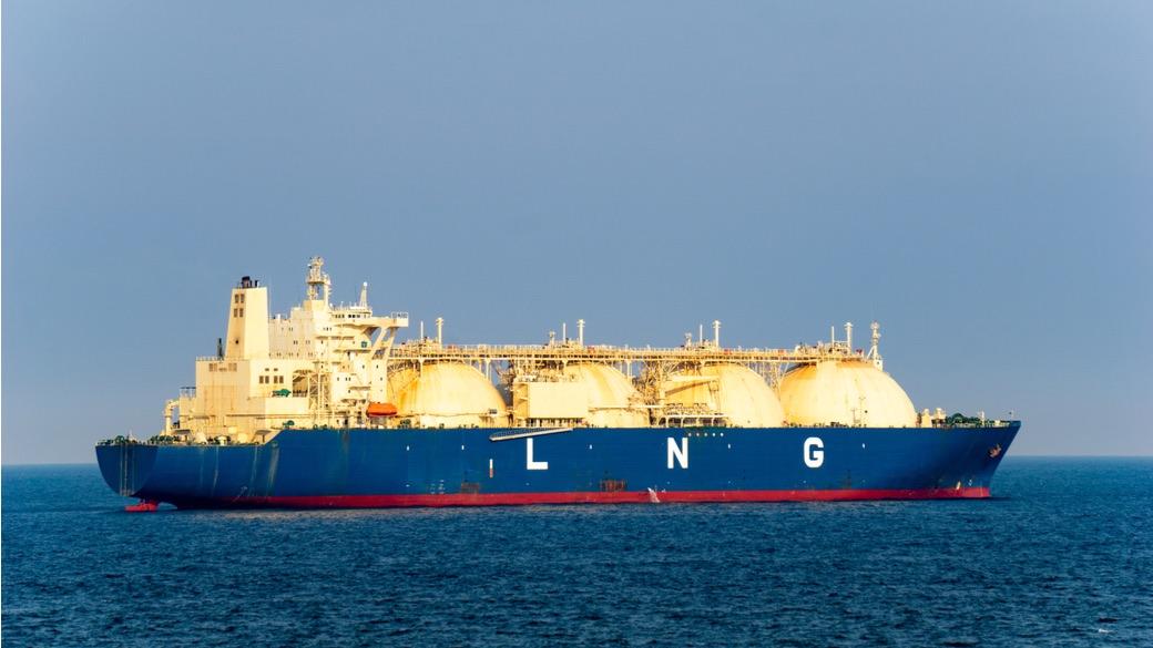 LNG Flüssiggas