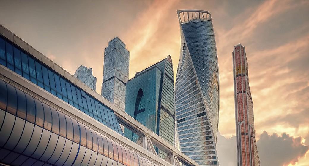 Moscow-skyline-economy