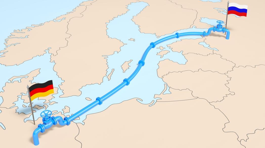 Nord Stream 2 Bild