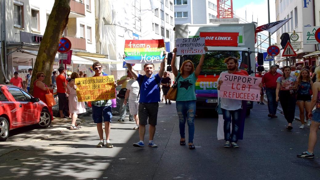 LGBT Demonstration
