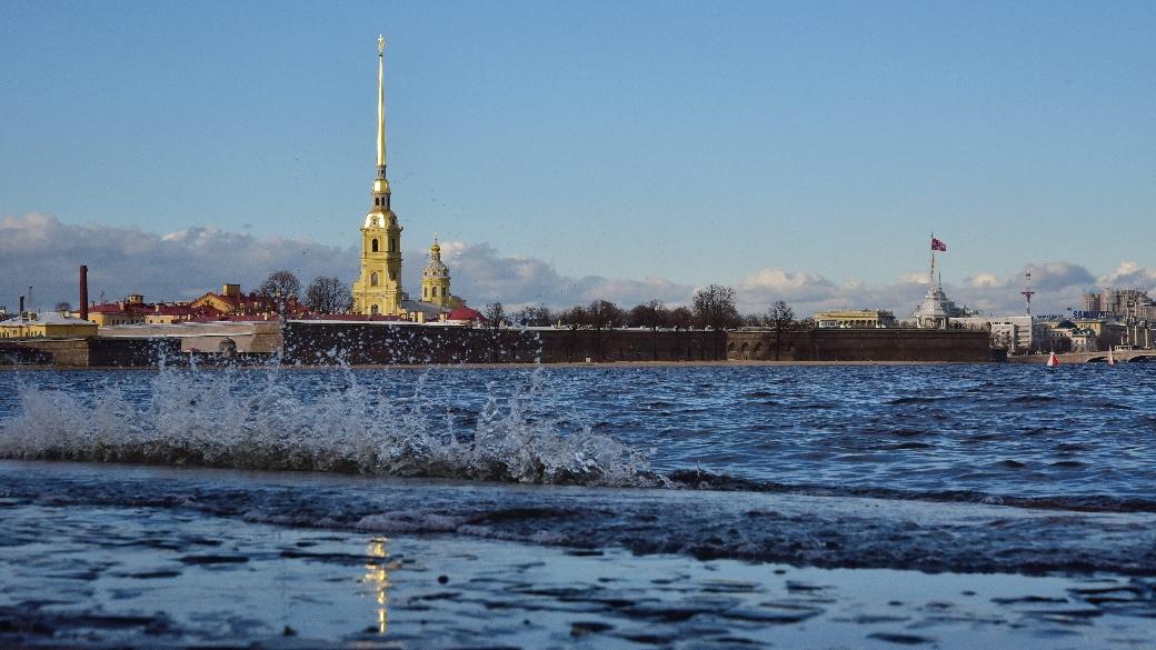 Ufer Sankt Petersburg