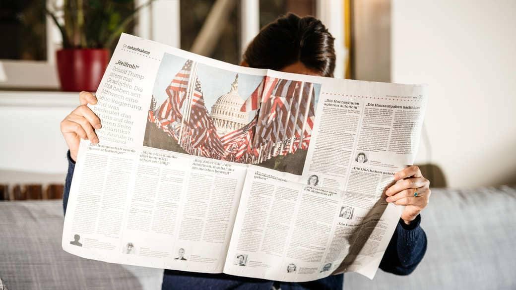 TAZ Zeitung