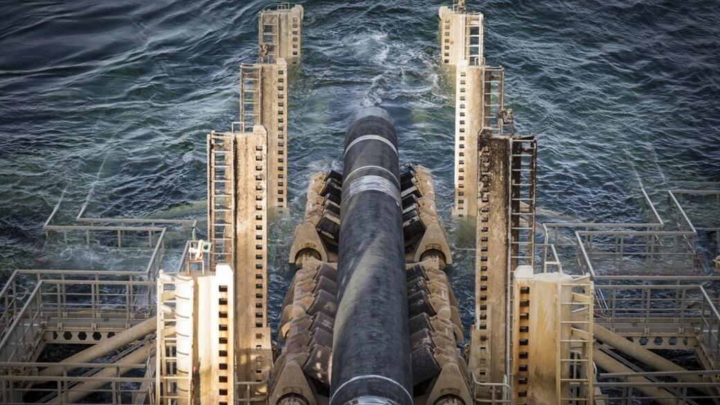 Verlegung Nord Stream 2