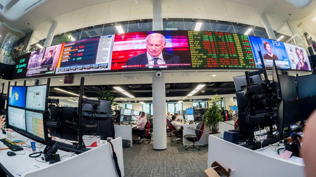 Börse Moskau