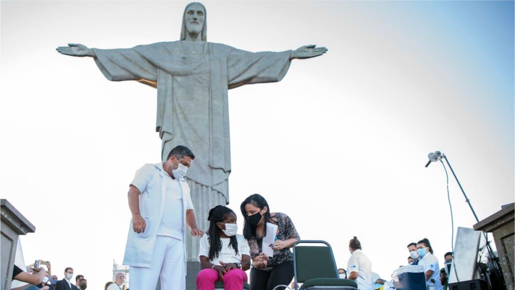 Brasilien Rio Impfstoff