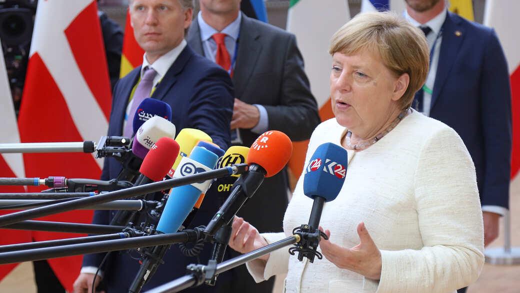 Merkel Europarat