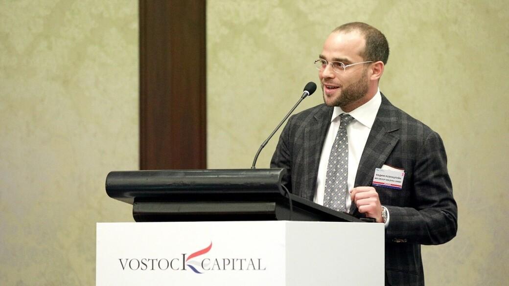 CEO Wadim Rosenstein