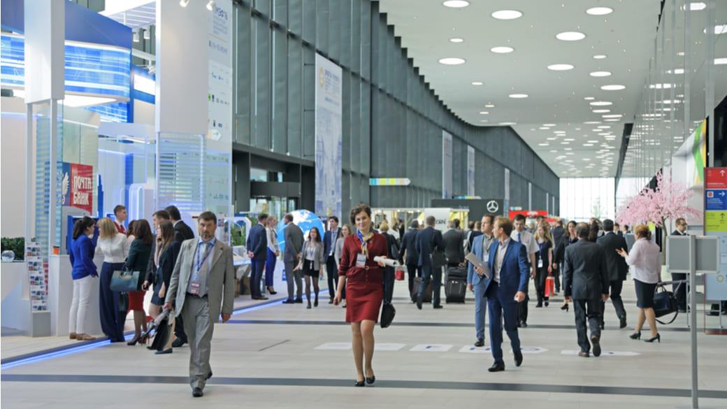 Internationales Wirtschaftsforum St. Petersburg