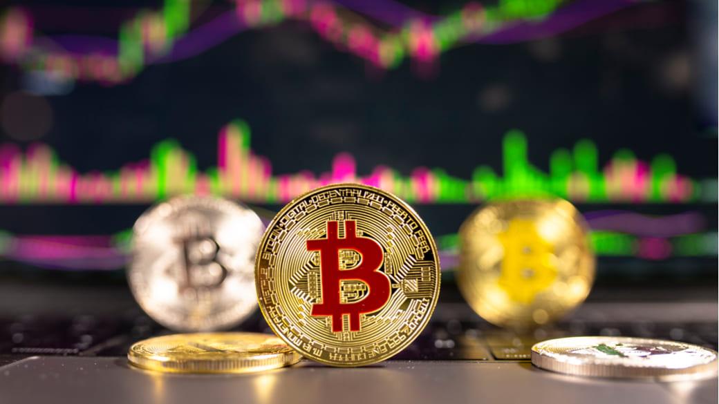 Krypto Bitcoin