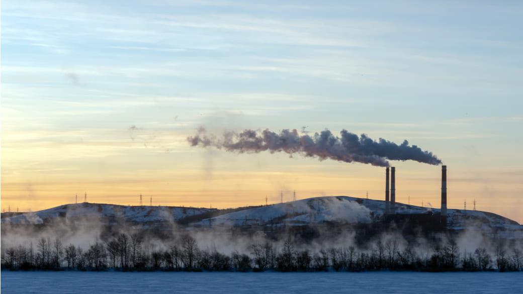 Tscheljabinsk Stahlwerk Umwelt