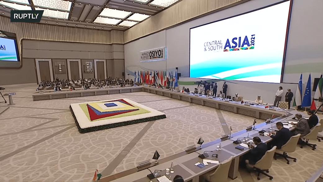 Zentralasien Südasien Konferenz Taschkent