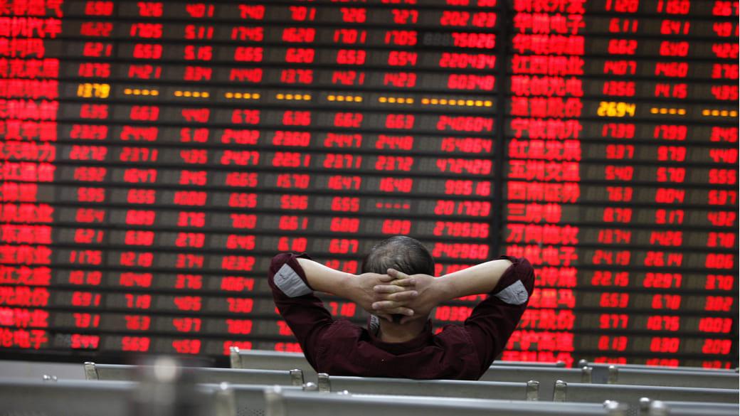 Chinesische Börse
