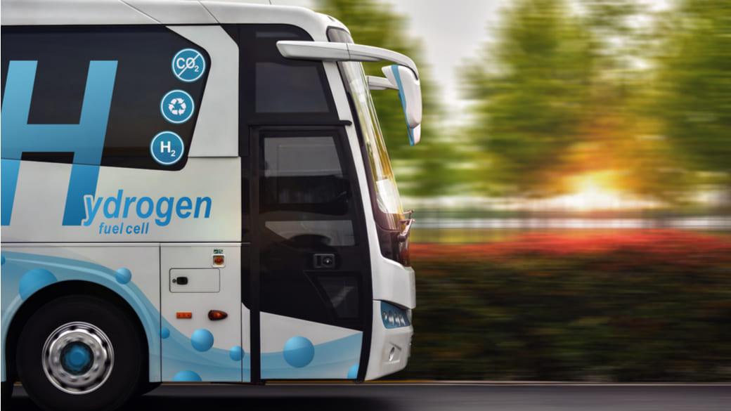 Wasserstoff Bus