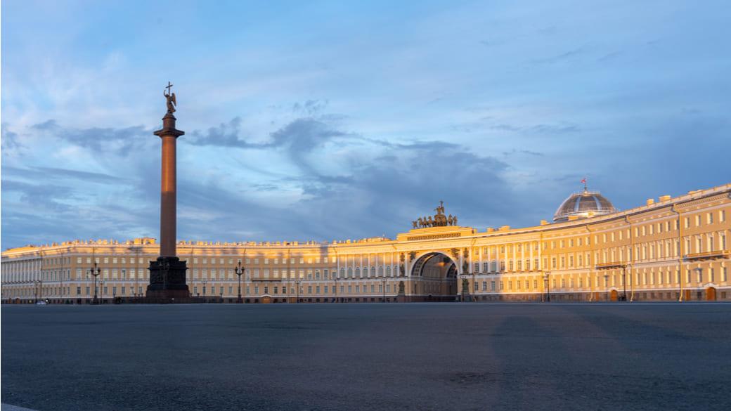 St Petersburg Eremitage