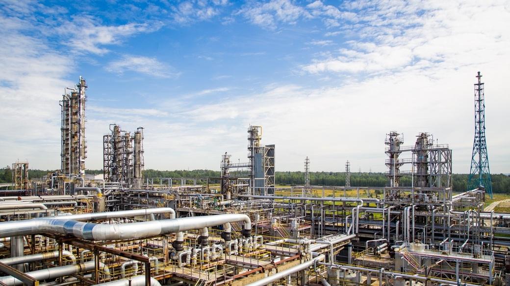 Tomsk-Petrochemie