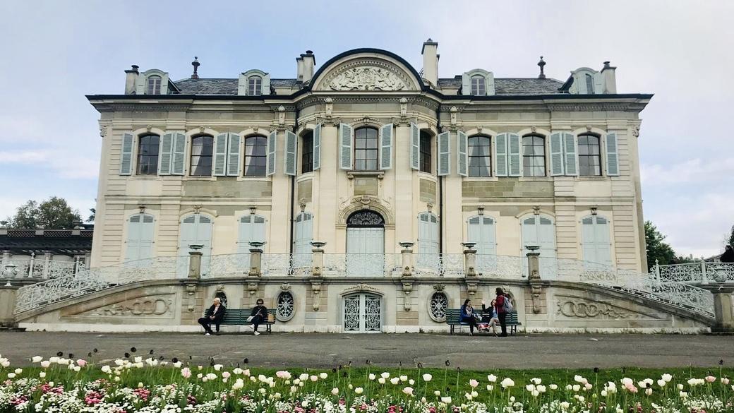 Villa_La_Grange Genf Gipfel